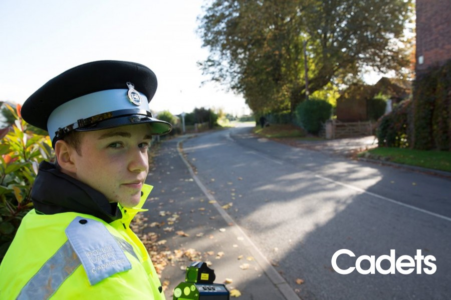Nottinghamshire Police Cadets
