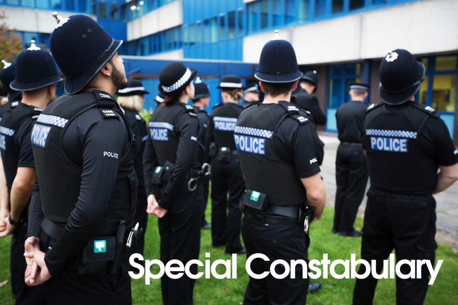 Notts Police Special Constabulary