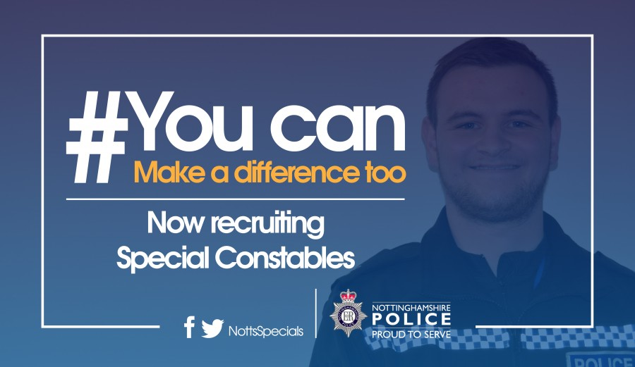 Notts Police Specials