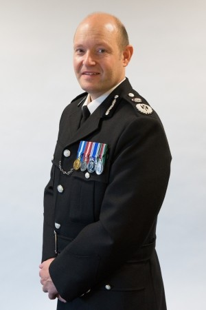Chief Constable Craig Guildford